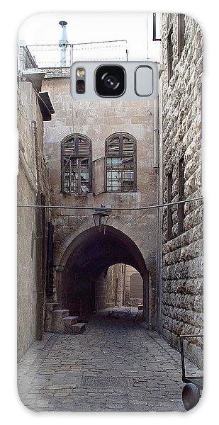 Aleppo Alleyway03 Galaxy Case