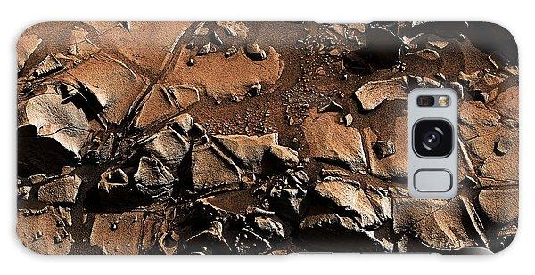 Alexander Hills Bedrock In Mars Galaxy Case