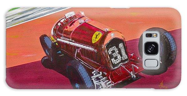 Alfa Romeo Tipo B P3  Galaxy Case by Anna Ruzsan