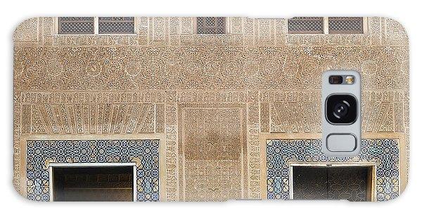 Alhambra Court Granada Galaxy Case by Rudi Prott