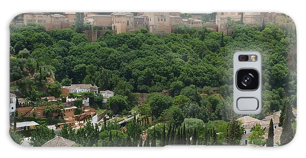 Galaxy Case - Alhambra - Granada - Spain by Phil Banks