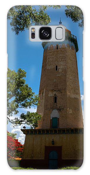 Alhambra Water Tower Of Coral Gables Galaxy Case