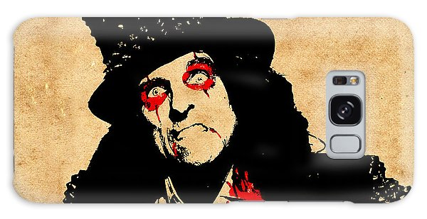 Alice Cooper Galaxy Case - Alice Cooper 1 by Andrew Fare