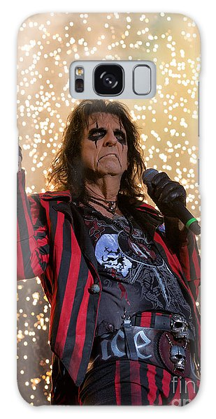 Alice Cooper Galaxy Case - Alice Cooper Live by Craig Sterken
