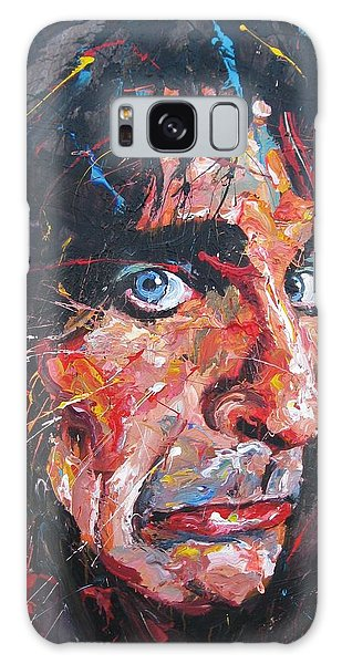 Alice Cooper Galaxy Case - Alice Cooper by Michael Wardle