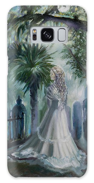 Galaxy Case - Alice Flagg - The Ghost Of Murrells Inlet by Jane Woodward