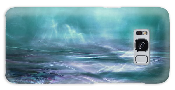Creative Galaxy Case - Alien Arctic Waters by Willy Marthinussen