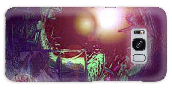 Galaxy Case - Alien Fetus by Dan Sheldon