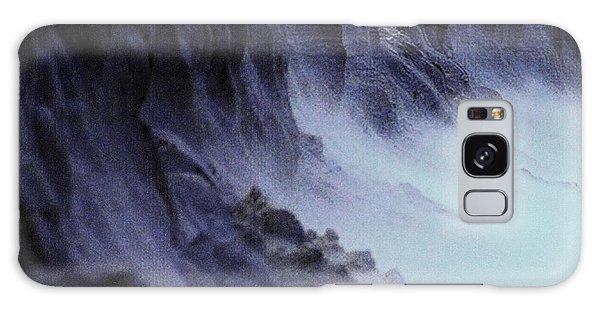 Alien Landscape The Aftermath Part 2 Galaxy Case by Blair Stuart