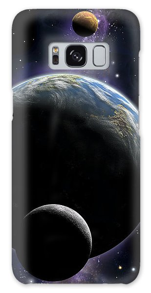Alignment No.4 Galaxy Case
