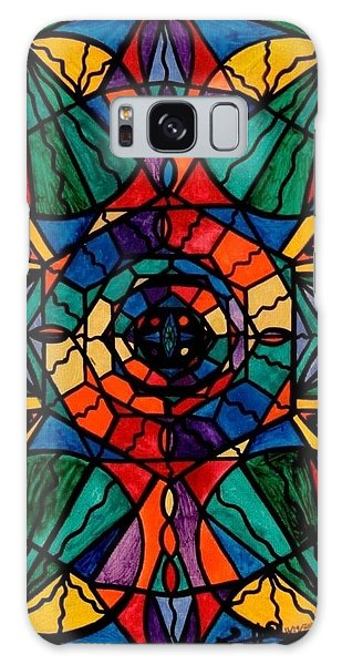 Beautiful Galaxy Case - Alignment by Teal Eye Print Store