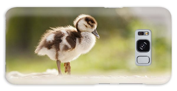 Gosling Galaxy Case - All Alone - Egyptean Gosling And A Tree by Roeselien Raimond