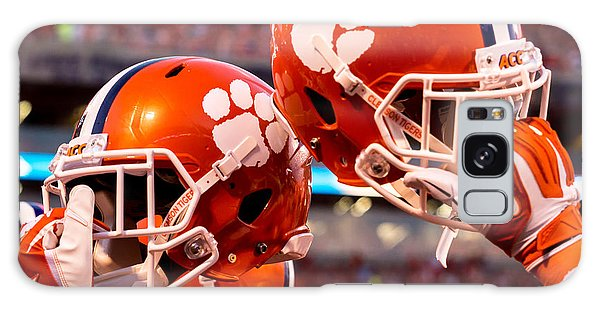 Clemson Galaxy Case - All In by Carlton Griffith