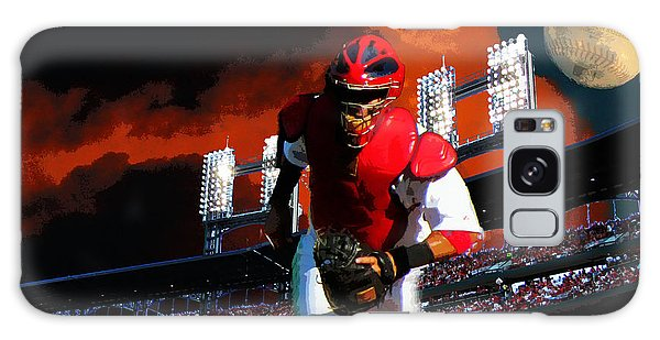 All Star Yadier Molina Galaxy Case