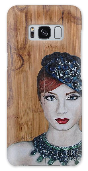 All That Girls Love 3 Galaxy Case by Malinda  Prudhomme