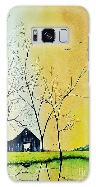 All The Leaves Are Gone  Galaxy Case