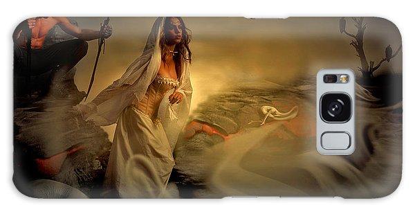 Allegory Fantasy Art Galaxy Case