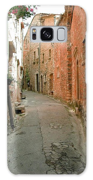 Alley In Tourrette-sur-loup Galaxy Case