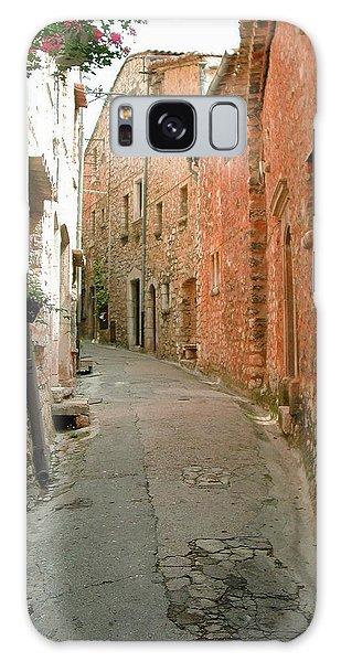 Alley In Tourrette-sur-loup Galaxy Case