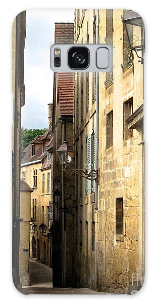 Alleys Of Sarlat Galaxy Case