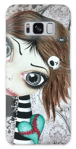 Almost A Ghost Galaxy Case by Oddball Art Co by Lizzy Love