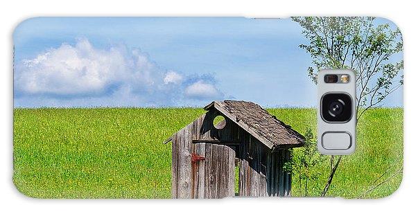 Wellsboro Galaxy Case - Almost Gone Spring House by Timothy Flanigan
