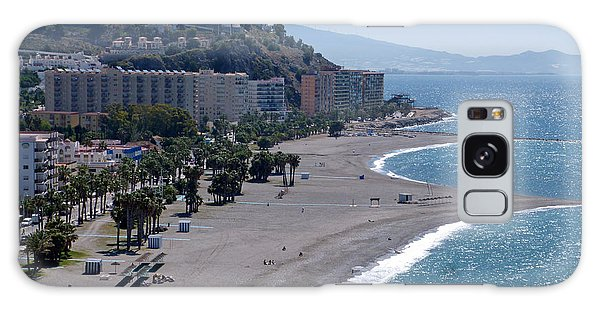 Almunecar Beach - Andalucia - Spain Galaxy Case