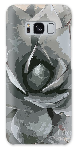 Aloe Vera Abstract Galaxy Case by Christiane Schulze Art And Photography