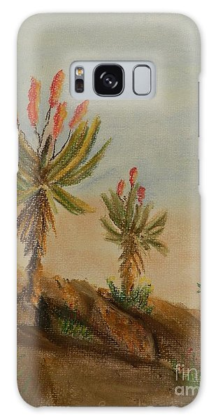 Aloes Galaxy Case