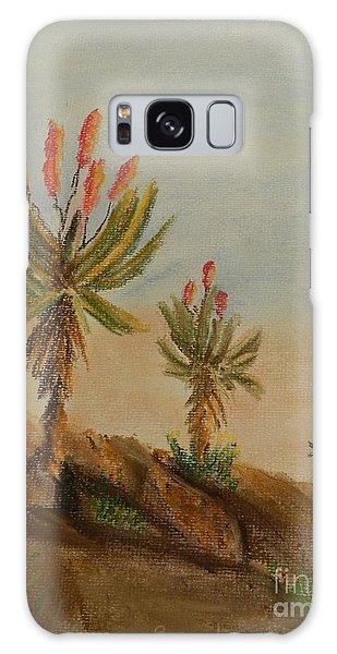 Aloes Galaxy Case