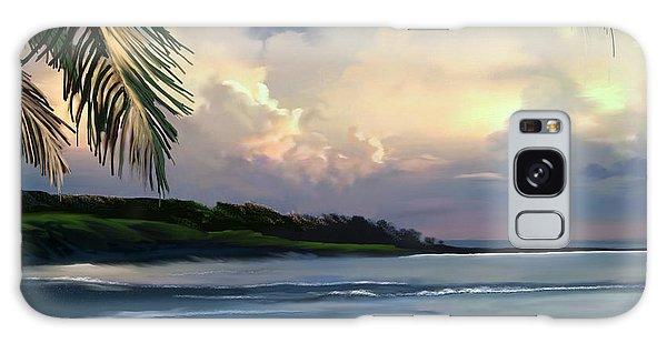 Aloha Galaxy Case