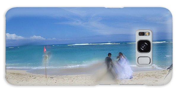 Aloha Japan Galaxy Case by Erika Swartzkopf