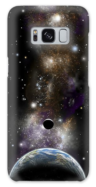 Alone Galaxy Case