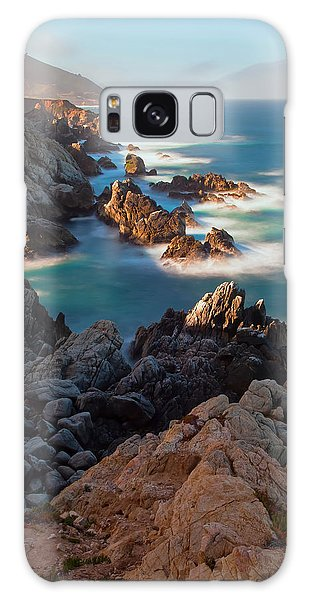 Along The Coastline Galaxy Case by Jonathan Nguyen