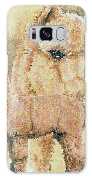 Alpaca Galaxy Case