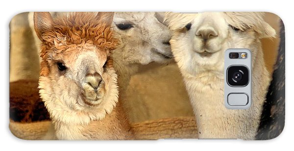 Alpaca Friends Galaxy Case