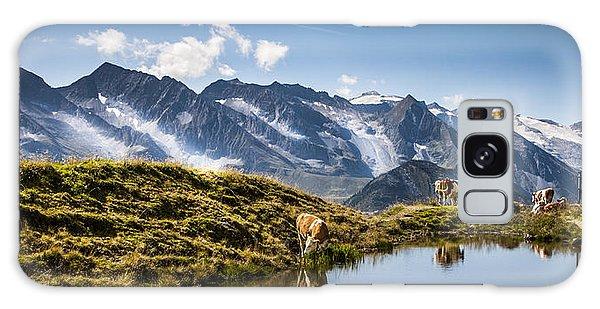 Alpine Vista Galaxy Case