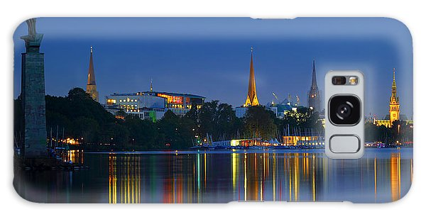 Alster Lights Galaxy Case