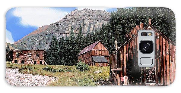 Town Galaxy Case - Alta In Colorado by Guido Borelli