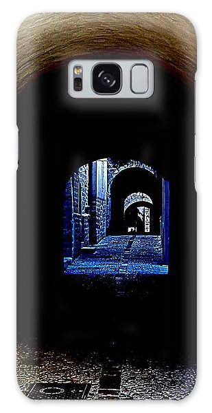 Altered Arch Walkway Galaxy Case