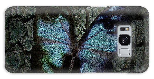 Am I A Butterfly Dreaming I Am A Human ? Galaxy Case