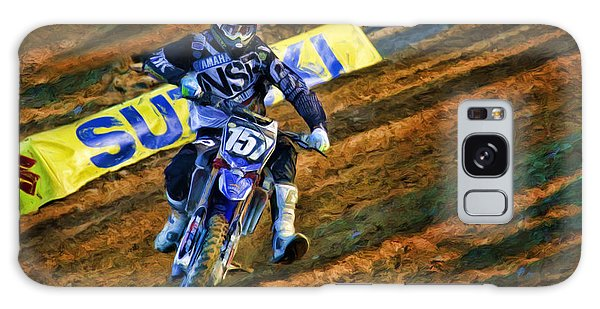 Ama 250sx Supercross Aaron Plessinger Galaxy Case