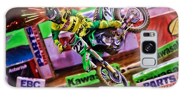 Ama 450sx Supercross Chad Reed Galaxy Case