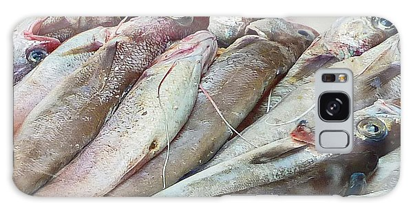 Amalfi Fish Galaxy Case