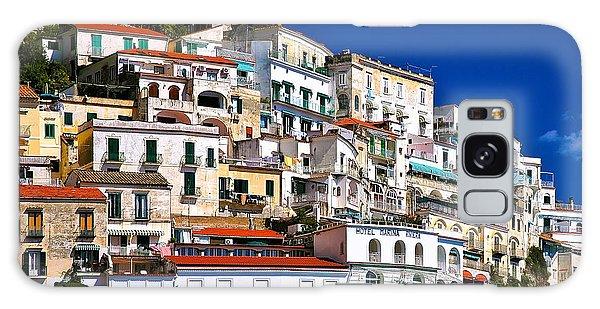 Amalfi Architecture Galaxy Case