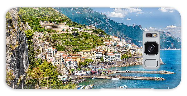 Amazing Amalfi Galaxy Case