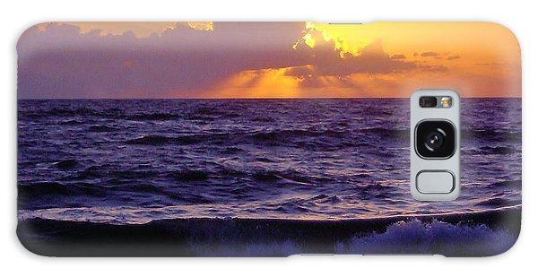 Amazing - Florida - Sunrise Galaxy Case