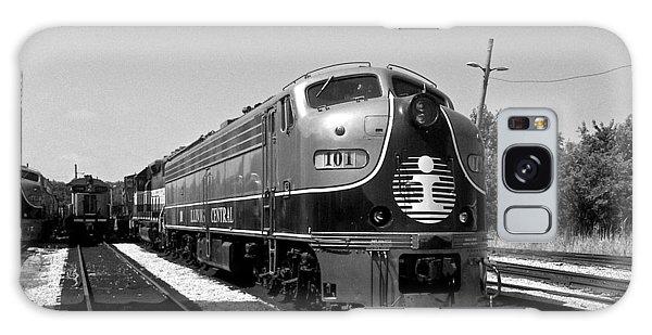 Amazing Trainyard Galaxy Case