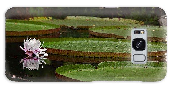 Amazon Lily Pad Galaxy Case by Farol Tomson