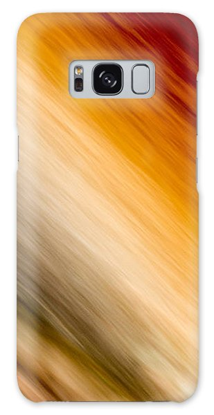 Amber Diagonal Galaxy Case